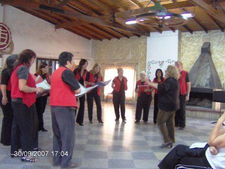 30-09 ARMONIA Dir. Susana Iglesias