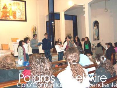 Coro Comunitario e Independiente